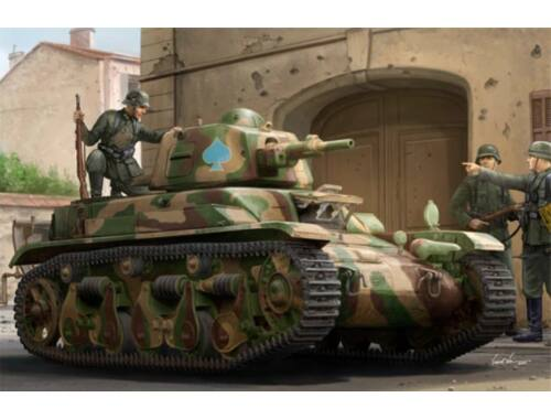 Hobby Boss French R39 Light Infantry Tank 1:35 (83893)
