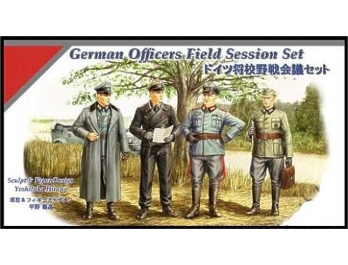 Hobby Boss German Officer 1:35 (84406)
