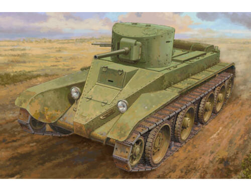 Hobby Boss Soviet BT-2 Tank (medium) 1:35 (84515)