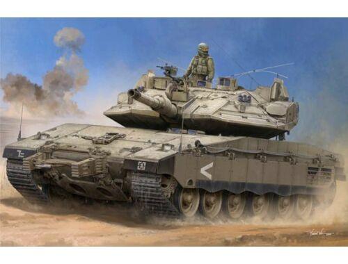 Hobby Boss IDF Merkava Mk IV w/Trophy 1:35 (84523)