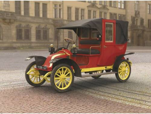 ICM Type AG 1910 Paris Taxi 1:24 (24030)
