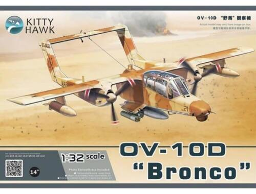 Kitty Hawk OV-10D BRONCO 1:32 (KH32003)