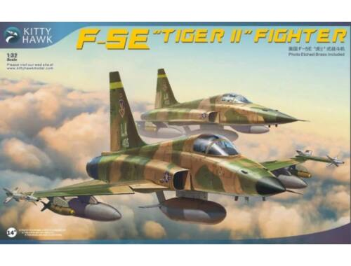 Kitty Hawk F-5E TIGER II 1:32 (KH32018)