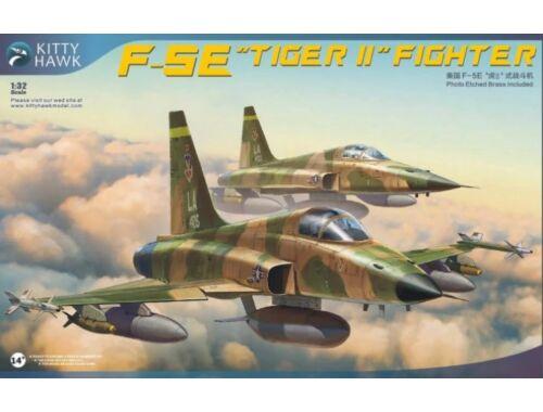 Kitty Hawk F-5E TIGER II 1:32 (KH32018)