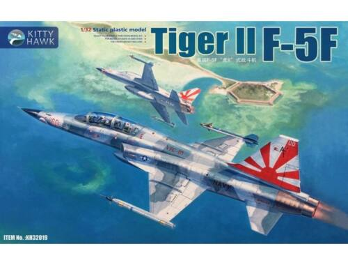 Kitty Hawk F-5F TIGER II 1:32 (KH32019)