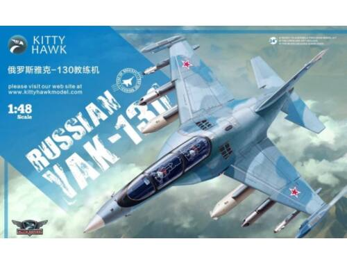 Kitty Hawk Russian Yak-130 1:48 (KH80157)