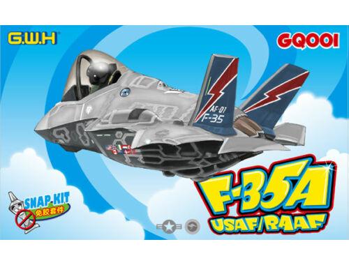 Lion Roar F-35A USAF/RAAF, Kit Series (GQ001)