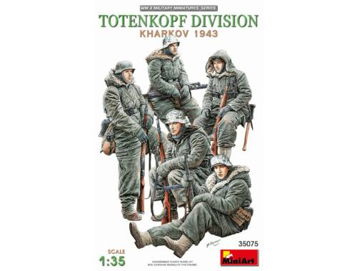 MiniArt Totenkopf Division (Kharkov 1943) 1:35 (35075)