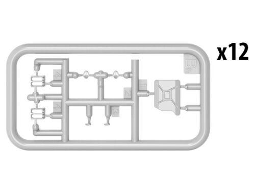 MiniArt German Jerry Cans Set WW2 1:35 (35588)
