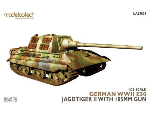 Modelcollect German WWII E50 Jagdtiger 1:35 (UA35005)