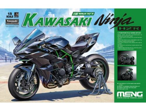 Meng Kawasaki Ninja H2R 1:9 (MT-001)