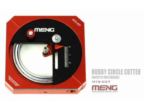 Meng Hobby Circle Cutter (MTS-037)