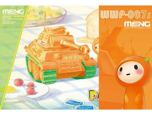 Meng Panther (CartoonModel, incl.resin cartoo figurine) (WWP-007s)