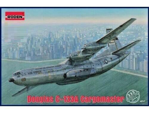 Roden Douglas C-133A Cargomaster 1:144 (333)