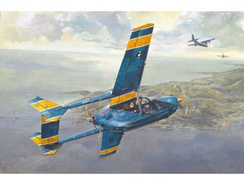 Roden O-2A Skymaster U.S. Navy Service 1:32 (632)