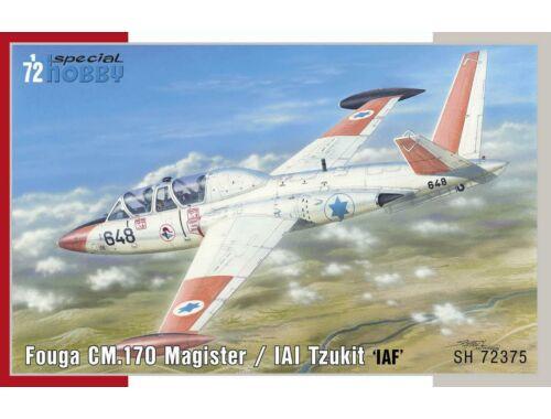 Special Hobby Fouga CM.170 Magister/IAI Tzukit IAF 1:72 (72375)