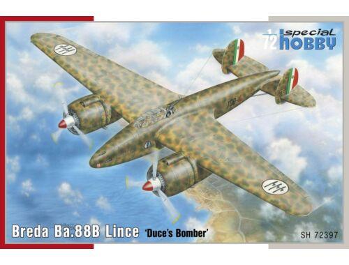 Special Hobby Breda Ba.88B Lince 1:72 (72397)