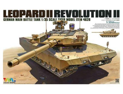 Tigermodel LEOPARD II REVOLUTION II MBT 1:35 (4628)