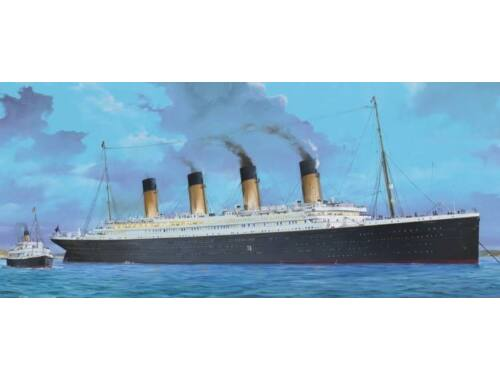 Trumpeter Titanic with LED Lights - Europa Exclusive 1:200 (3719)