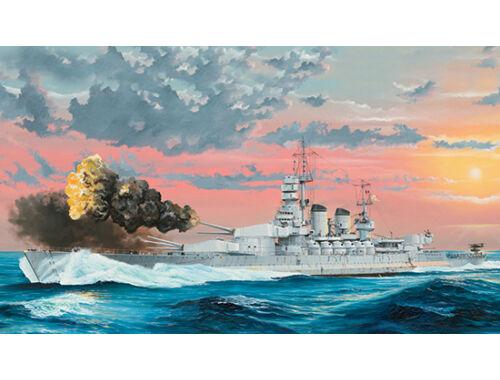 Trumpeter Italian Navy Battleship RN Littorio 1941 1:350 (05319)