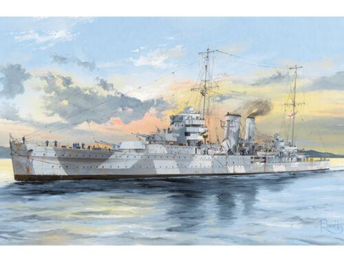 Trumpeter HMS York 1:350 (05351)