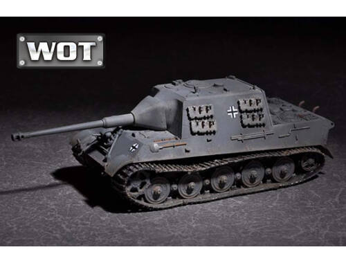 Trumpeter German JagdTiger with 88mm /L71 1:72 (7166)