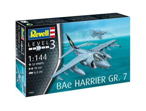 Revell BAe Harrier GR.7 1:144 (3887)