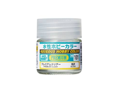 Mr.Hobby Aqueous Hobby Color H-101 Premium Clear Gloss