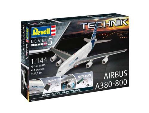 Revell Technik Airbus A380-800 1:144 (0453)