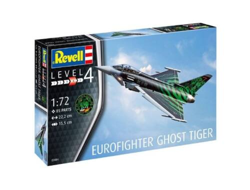 Revell Eurofighter Ghost Tiger 1:72 (3884)