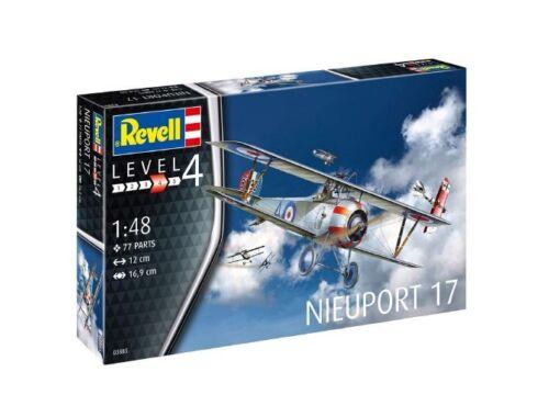 Revell Nieuport 17 1:48 (3885)