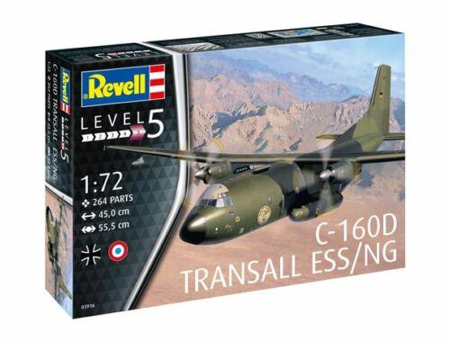 Revell C-160 Transall Eloka 1:72 (3916)