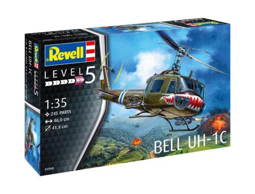 Revell Bell UH-1C 1:35 (4960)