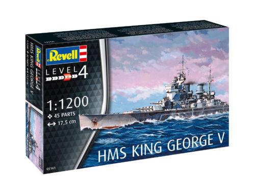 Revell HMS King George V 1:1200 (5161)
