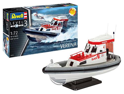 Revell Model Set DGzRS VERENA 1:72 (65228)