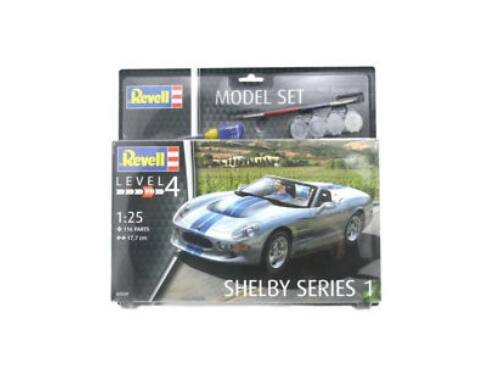 Revell Model Set Shelby Series I 1:25 (67039)