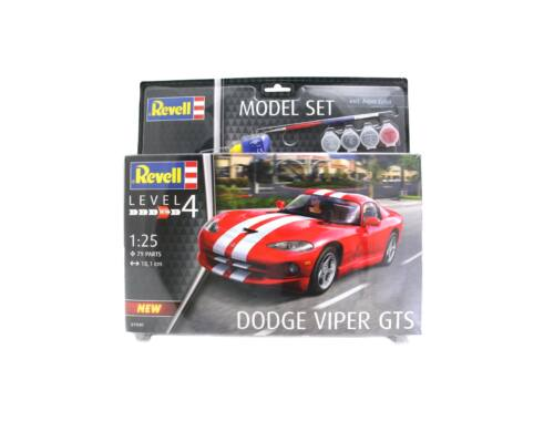 Revell Model Set Dodge Viper GTS 1:25 (67040)