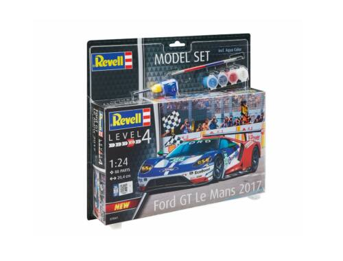 Revell Model Set Ford GT - Le Mans 1:24 (67041)