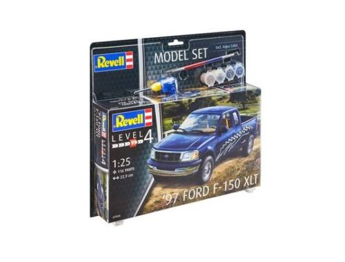 Revell Model Set 1997 Ford F-150 XLT 1:25 (67045)