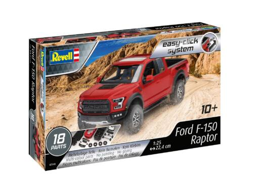 Revell Easy-Click 2017 Ford F-150 Raptor 1:25 (7048)
