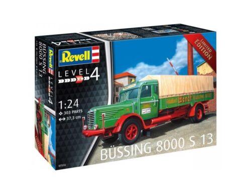 Revell Büssing 8000 S 13 1:24 (7555)