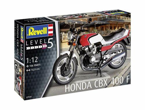 Revell Honda CBX 400 F 1:12 (7939)