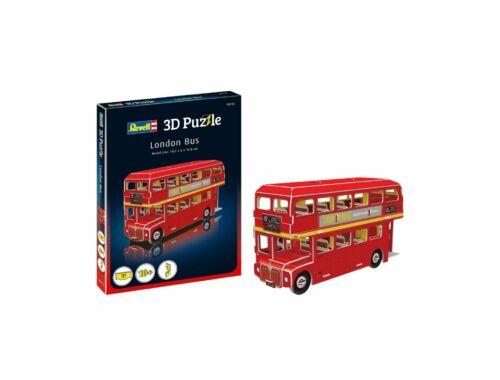 Revell London Bus Mini 3D Puzzle (00113)