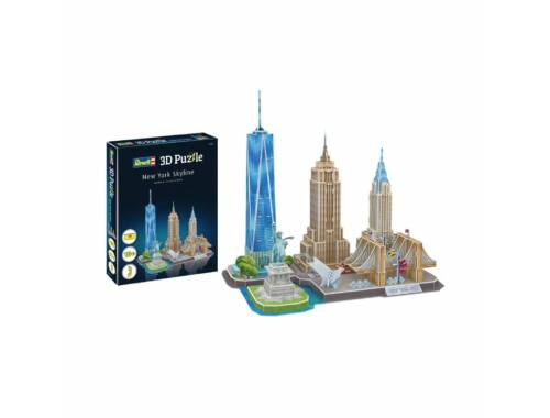 """Revell CITY LINE """"New York"""" 3D Puzzle (00142)"""