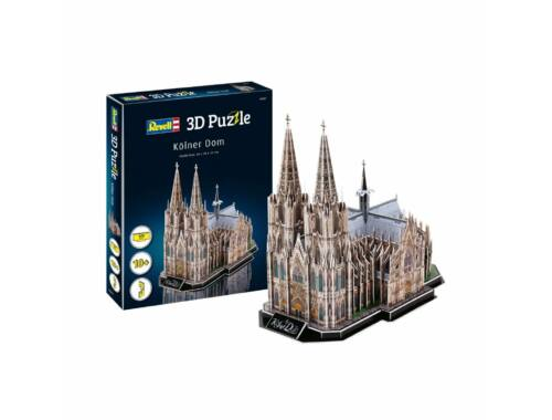 Revell Cologne Cathedral 3D Puzzle (00203)