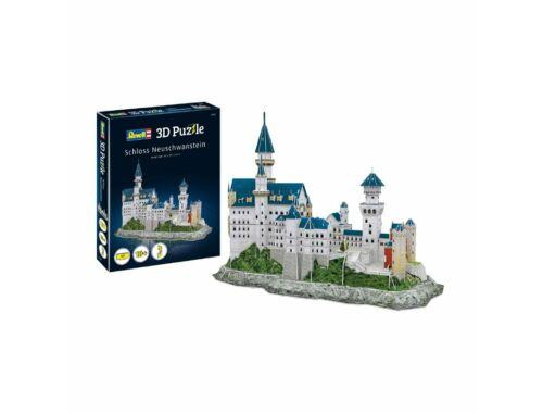 Revell Neuschwanstein Castle 3D Puzzle (00205)