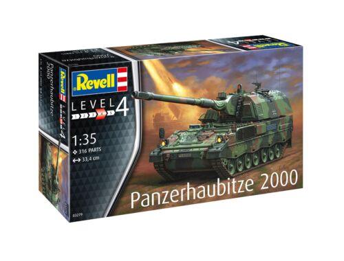 Revell Panzerhaubitze 2000 1:35 (3279)