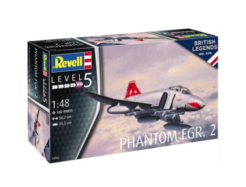 Revell British Phantom FGR Mk.2 1:48 (4962)