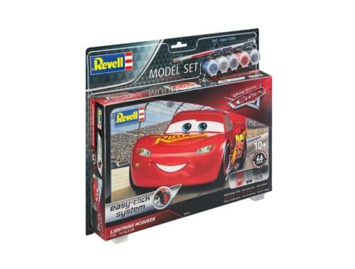 Revell Model Set Lightning McQueen 1:24 (67813)