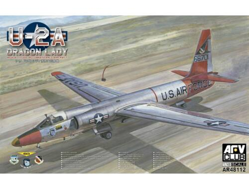 AFV-Club U-2 Dragon Lady 1:48 (AR48112)